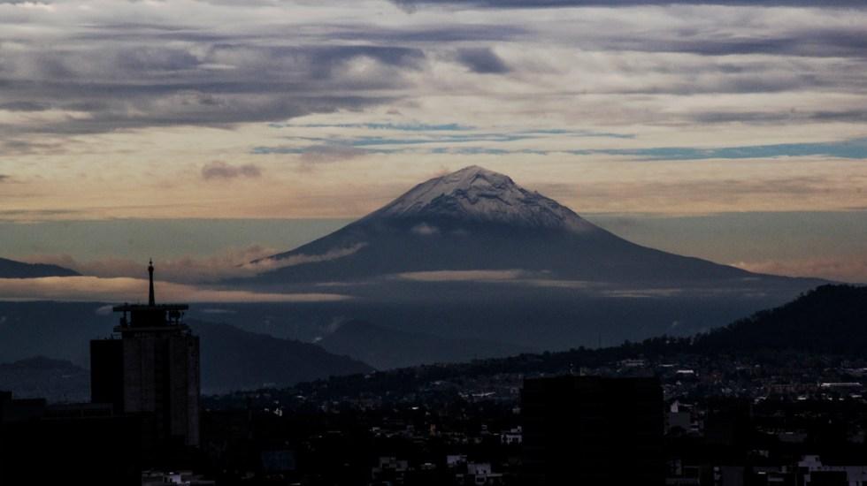 Popocatépetl presenta 150 exhalaciones de vapor y gas en 24 horas - volcán popocatépetl