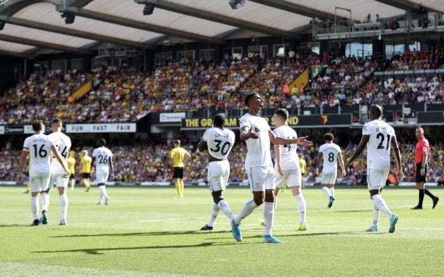Sin 'Chicharito', West Ham logra primer triunfo en Premier League - Foto de @WestHam
