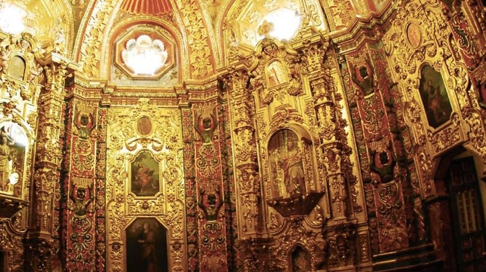 Museo del Virreinato en Tepotzotlán