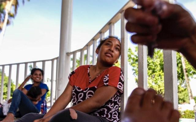 EE.UU. apoya a Honduras, Guatemala y El Salvador con nueva guía de prosperidad - migrantes varados en chiapas
