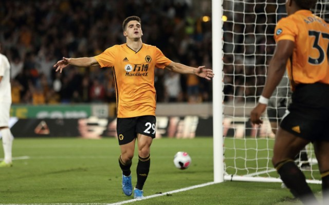 Wolverhampton y Raúl Jiménez redondean pase a playoffs de Europa League - Foto de @Wolves