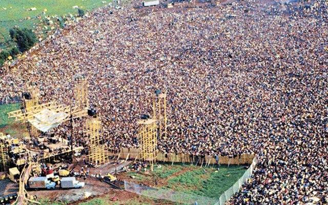 A 50 años de Woodstock