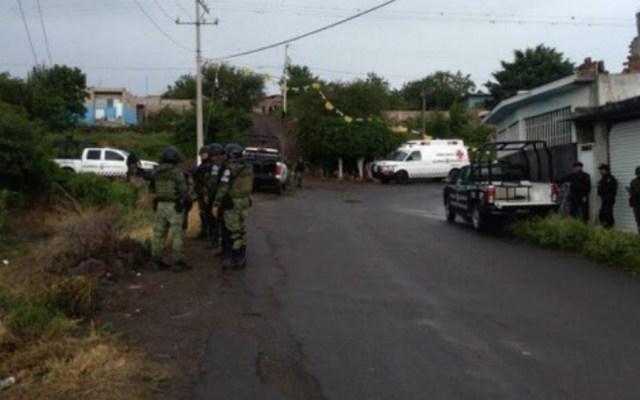 Guardia Nacional abate a cinco delincuentes en Guanajuato - Foto de @elblogdemario