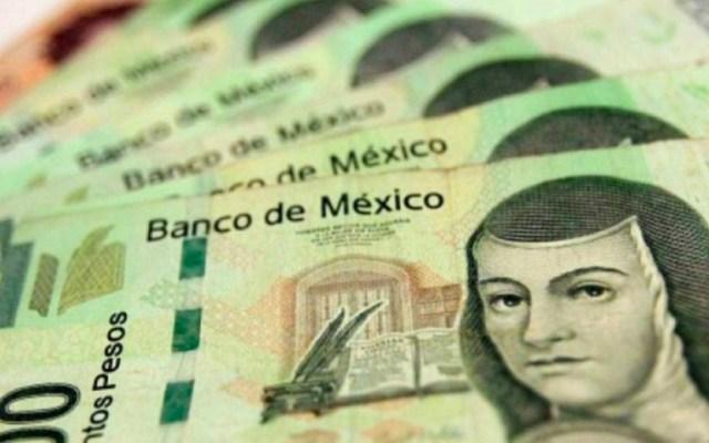 Salario mínimo en 2020 pasa a 123.22 pesos - 200 pesos