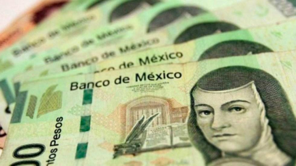 Las pensiones no se tocan, explica Zoé Robledo - 200 pesos