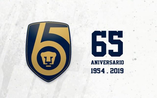 Pumas celebran su 65 aniversario - 65 años pumas unam