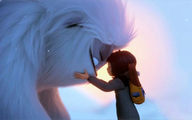 """""""Abominable"""" debuta en el primer lugar de la taquilla del fin de semana - Abominable debuta en el primer lugar de la taquilla"""
