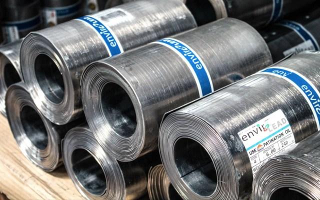 Secretaría de Economía apoyará a empresas por nuevo arancel al acero - Acero metal arancel
