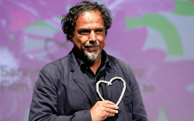 González Iñárritu impartirá clase magistral en la UNAM - González Iñárritu