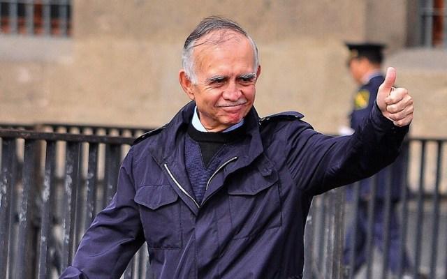 Alfonso Romo pide a empresarios generar mejor ambiente para inversiones - Alfonso Romo Presidencia