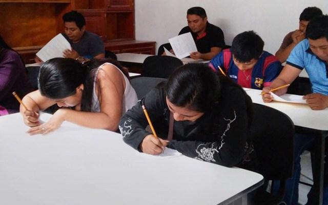 SEP busca fondo especial para garantizar educación superior - Alumnos en Universidades para el Bienestar. Foto de Crefal