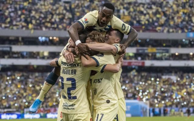 América goleó a Chivas en el Clásico Nacional - Foto de Notimex