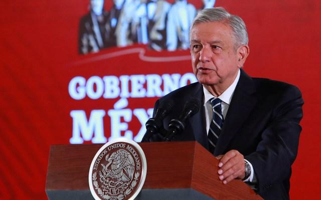 """""""Estamos protegidos"""" en México por subida al precio del crudo: AMLO - Precio del crudo está protegido en México tras ataques en Arabia: AMLO"""
