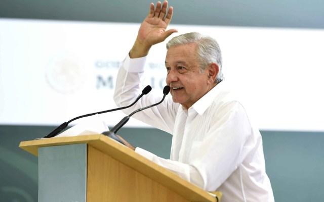 Salarios de Centroamérica son mayores que en México: López Obrador - AMLO Mamantel Campeche López Obrador salario mínimo