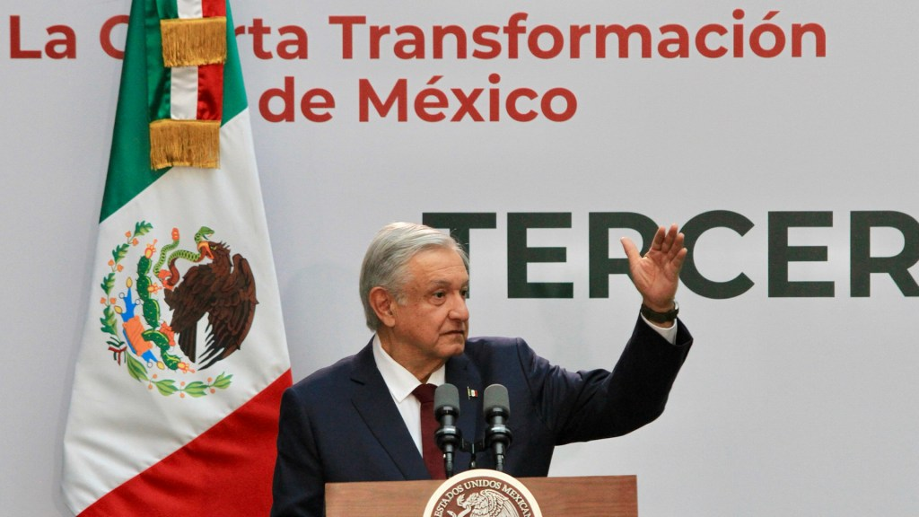 En diciembre de 2020 estará terminada obra de transformación, afirma AMLO - revocación de mandato