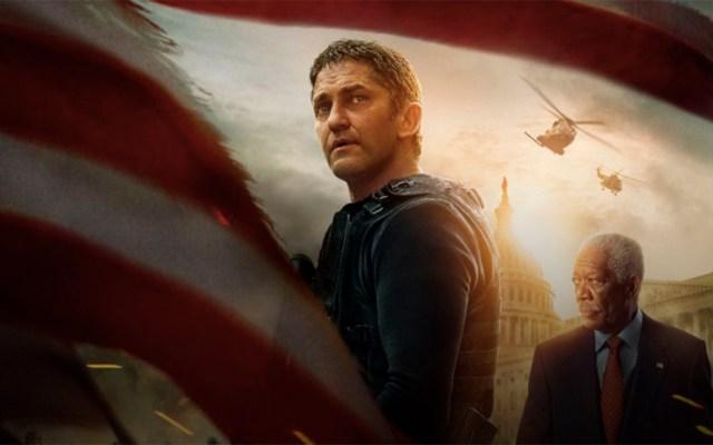 """Angel Has Fallen"" se aferra a la cima de la taquilla del fin de semana - angel has fallen película más taquillera"