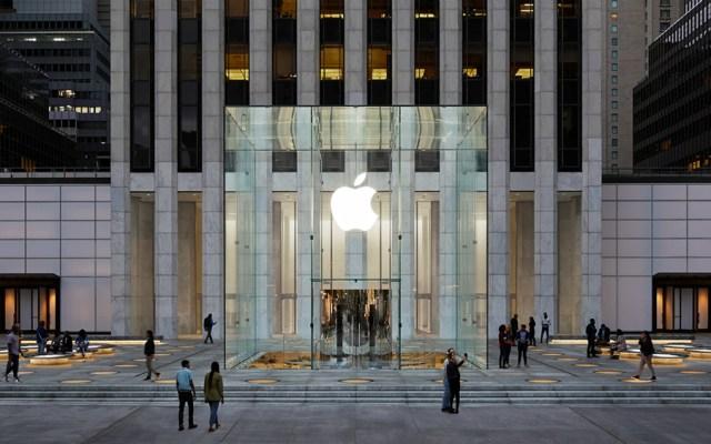 Apple reabre su icónica tienda del cubo de cristal en Nueva York - Foto de Apple
