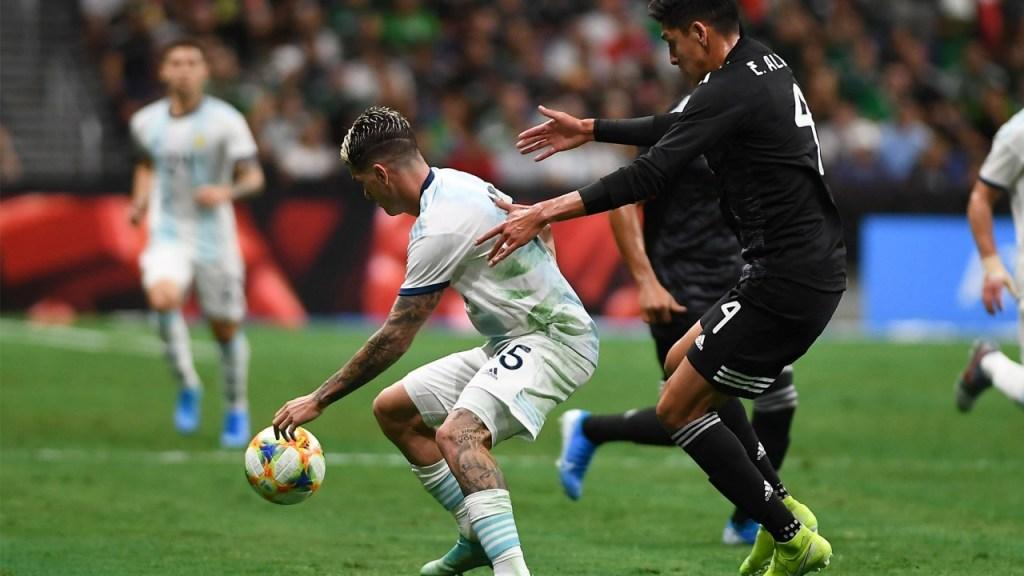 #Video Gol de Argentina. Noticias en tiempo real