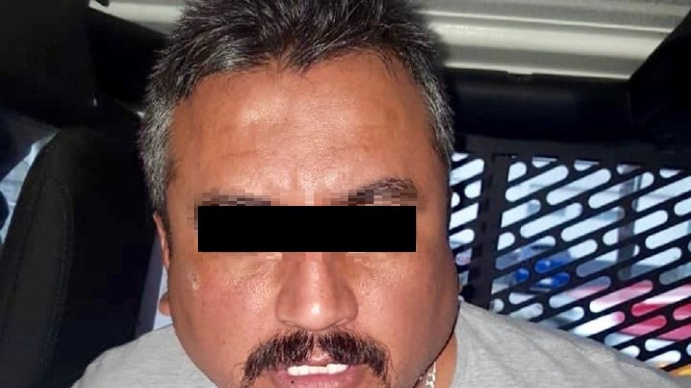 Matan a adulto mayor en asalto a microbús en Iztapalapa - Asaltante de microbús implicado en asesinato de un adulto mayor. Foto de @c4jimenez