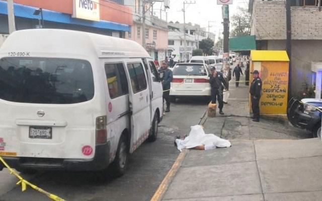 Asesinan a joven de 19 años durante asalto enNaucalpan - Asesinan a joven de 19 años durante asalto enNaucalpan