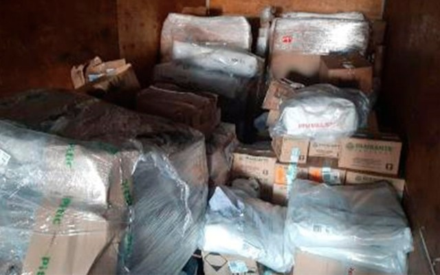 Aseguran casi tres toneladas de estupefacientes en Baja California - aseguran 3 toneladas de estupefacientes en baja california