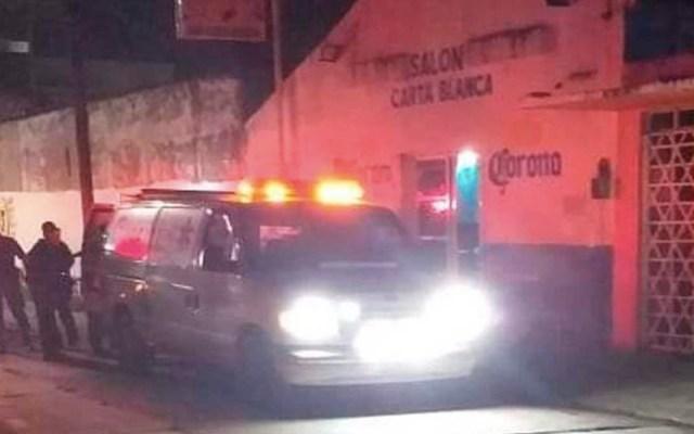 Grupo armado asesina a dueño de bar en Paraíso, Tabasco - asesinan a dueño de bar en tabasco