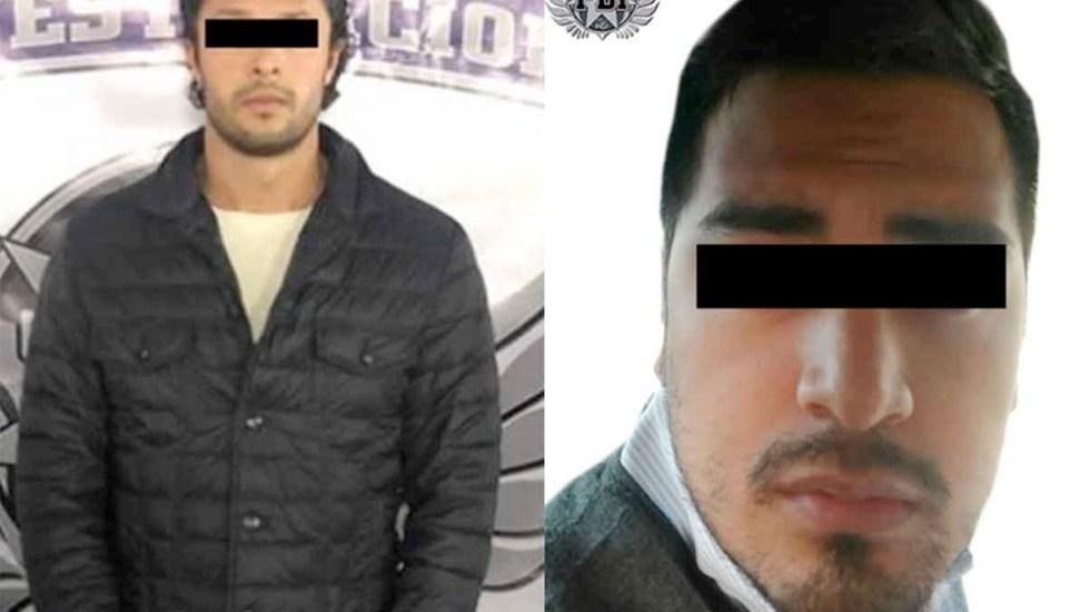 Detienen a dos hombres tras matar a golpes a taxista - asesinos taxista
