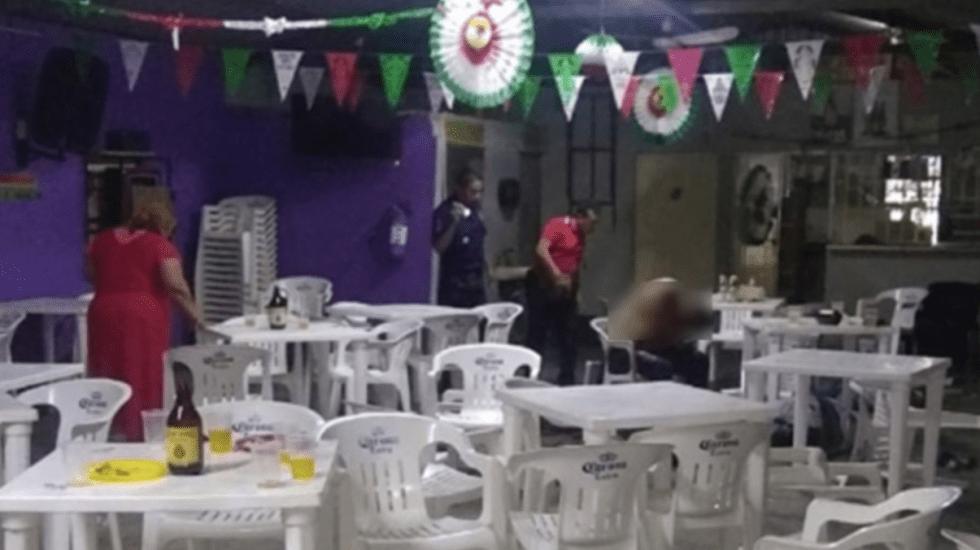 Al menos cinco muertos por ataque en bar de Tabasco - Foto de Excélsior