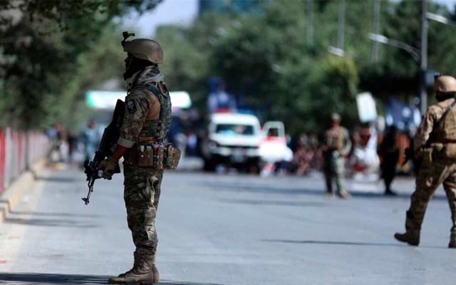 Atentado en mitin del presidente de Afganistán deja al menos 32 muertos - atentado afganistán presidente