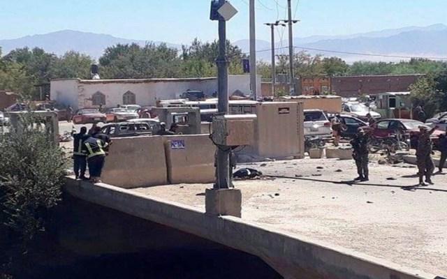 Atentado en mitin del presidente de Afganistán deja al menos 30 muertos - atentado terrorista mitin presidente de afganistán
