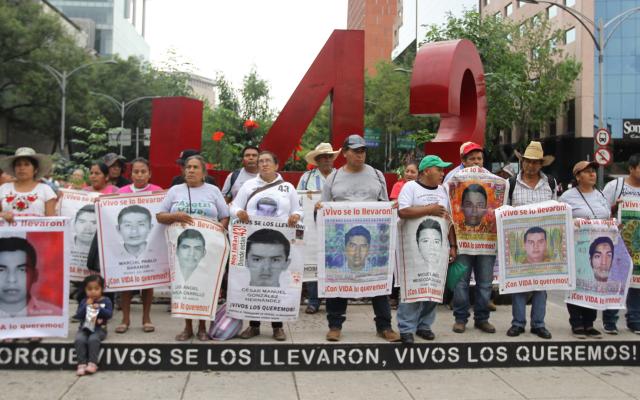 El Estado ha fallado en el Caso Ayotzinapa: CNDH - ayotzinapa