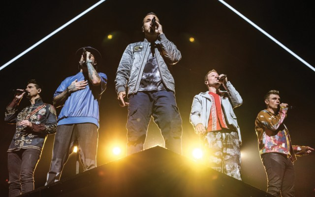 Backstreet Boys anuncian tercer concierto en Ciudad de México - Foto de Twitter Backstreet Boys