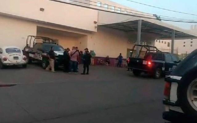 Balean a tres frente a hospital de Temixco, Morelos - balean a tres personas frente a hospital de temixco, morelos