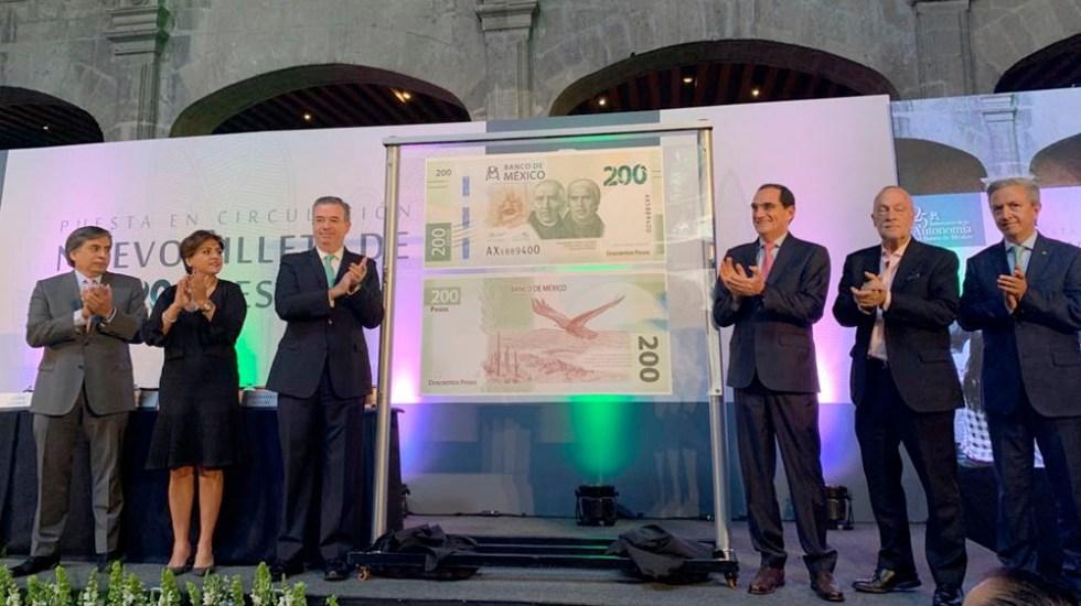 #Video Así es el nuevo billete de 200 pesos - banxico billete 200
