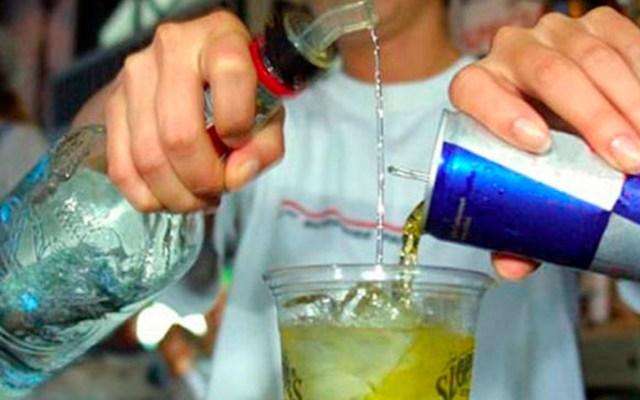 Mueren dos mujeres en Juárez tras ingerir alcohol y energizantes - Mezcla de alcohol y bebidas energizantes