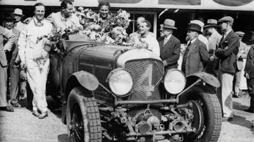 Bentley Speed Six 1930