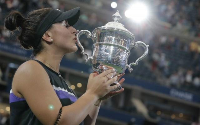 Una indomable Andreescu supera a Serena Williams y gana el U.S. Open - Foto de EFE