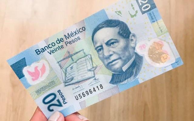 Habrá nueva moneda de 20 pesos en 2020 - Foto de López-Dóriga Digital