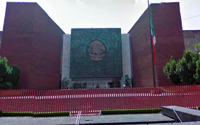 Cámara de Diputados amanece sin bloqueos de la CNTE - bloqueos palacio legislativo de san lázaro cámara de diputados