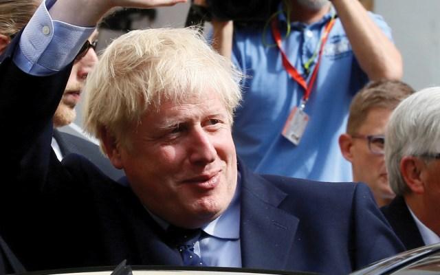 Angela Merkel y Boris Johnson se reunirán para hablar del brexit - Foto de EFE