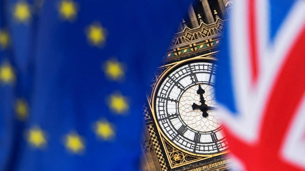 Comisión Europea abre procedimiento de infracción a Reino Unido por ley contra el pacto del Brexit - Salida de Reino Unido de la Unión Europea. Foto de EFE