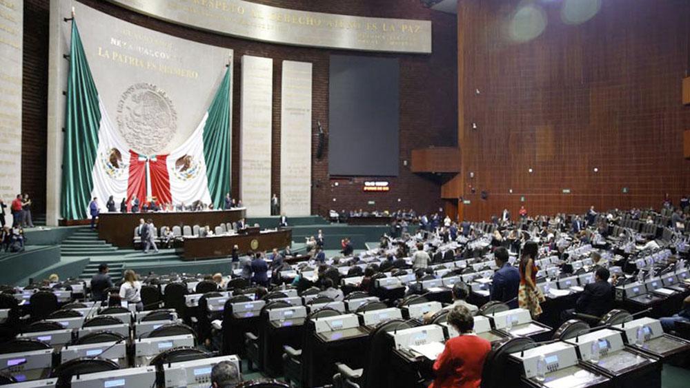 PRI votó en contra de la Ley reglamentaria en materia de mejora continua de la educación - cámara de diputados