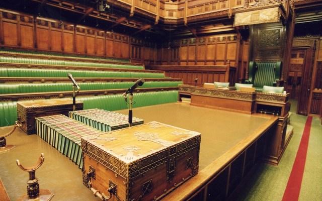 Ley contra 'Brexit' sin acuerdo pasa a la Cámara de los Comunes - Cámara de los Comunes de Reino Unido. Foto de uk_parliament / Flickr