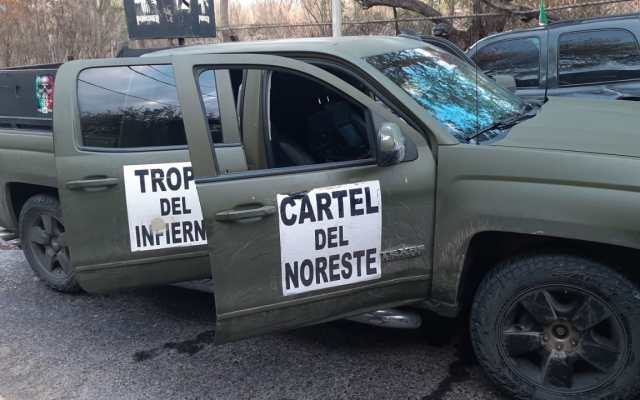 Cárteles ya no cuentan con protección del gobierno, asegura AMLO - Cárteles ya no cuentan con protección del gobierno, asegura AMLO