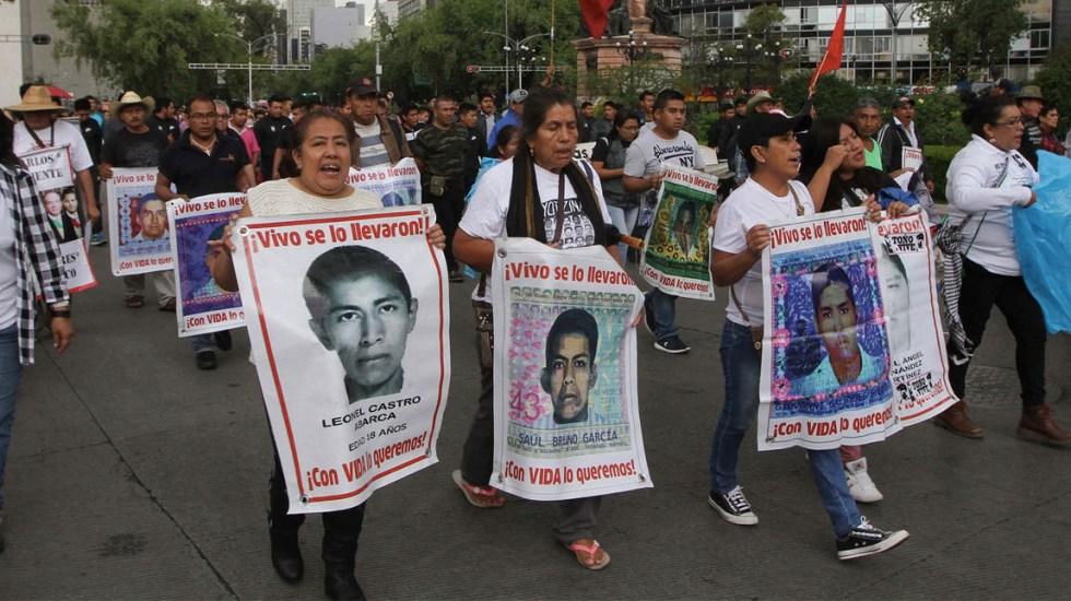 CNDH lamenta liberación de implicados en Caso Ayotzinapa - Foto de Notimex