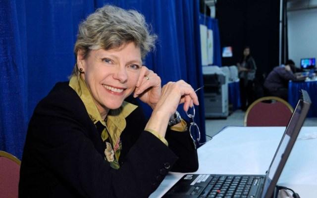 Murió la legendaria periodista y comentarista política Cokie Roberts - Cokie Roberts. Foto de ABC News