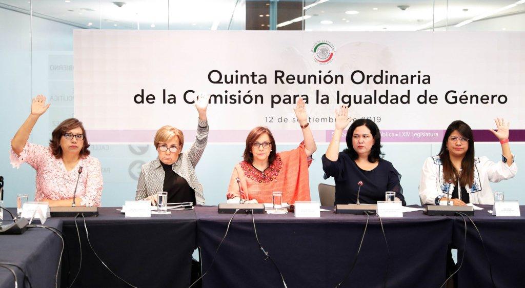 Comisión de Igualdad del Senado exige la renuncia de Mireles - comisión de igualdad de género exige la renuncia de josé manuel mireles