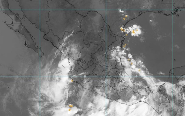 Prevén lluvias torrenciales en Oaxaca y Guerrero por ciclón potencial - Foto de @conagua_clima