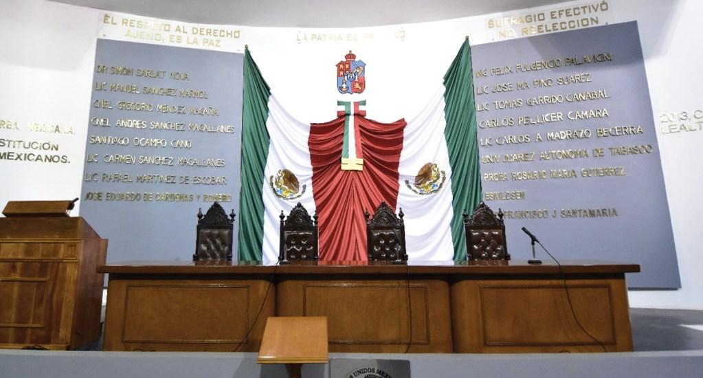 SCJN declara inconstitucional recorte a financiamiento de partidos en Tabasco - Foto de Congreso Tabasco