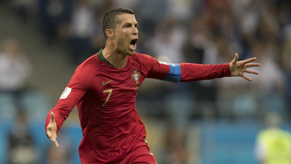 Los detalles del jugoso contrato de Cristiano Ronaldo con Nike